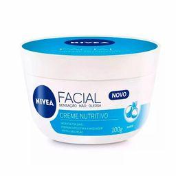Nivea Creme Facial Nutritivo 100 g