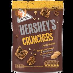 Chocolate Hershey'S Crunchers Amendoim 120 g