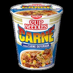 Macarrão Nissin Cup Noodles Carne 69 g
