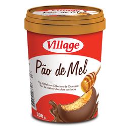 Pão Mel Village Pt 220 g