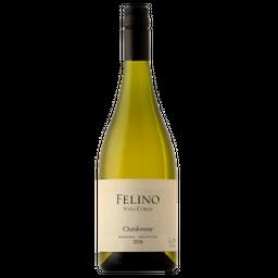 Cobos Felino Vinho Argentino  Branco Chardonnay 750 mL