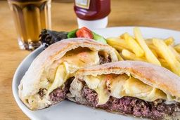 Cheese Burger Forneria Speciale