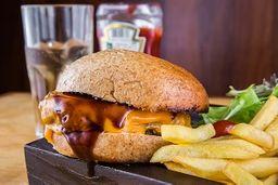 CheeseBurger Forneria Barbecue