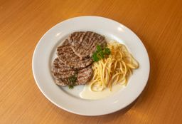 Filet con Linguine