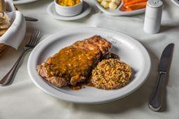 Steak diana