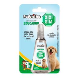 Educador Sanitário Petbrilho Xixi Sim 30 mL