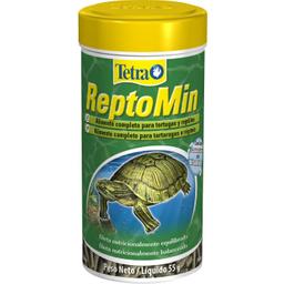 Ração Tetra Reptomin Para Répteis Sticks 22 g