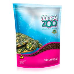 Ração Extrusada Megazoo Para Tartarugas 280 g