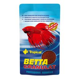 Alimento Tropical Gran Sachê Para Peixes Betta 5 g