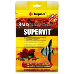 Alimento Tropical Supervit Sachê Para Peixes 12 g