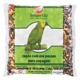 Ração Sempre Vita Papagaio Com Frutas 500 g