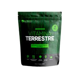 Adubo Orgânico Vitamina Terreste 1 Kg