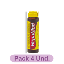 Hepatilon Com 1 Flaconete 10ml