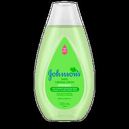 Shampoo JOHNSON'S® Baby Cabelos Claros 200ml