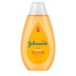 Shampoo Regular Johnson's Baby 200ml