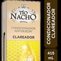 Condicionador Antiqueda Clareador Tio Nacho, 415Ml