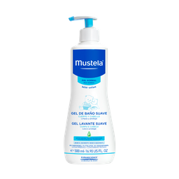 Gel-Lavante Mustela 500 mL
