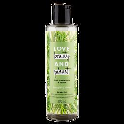 Shampoo Love Beauty Planet Óleo Melaleuca Vetiver 300 mL