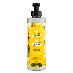 Creme Pent Love Beauty Planet Óleo Coco Ylang 200 mL