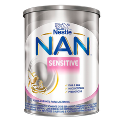 Fórmula Infantil NAN Sensitive 800g