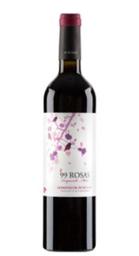 Vinho 99 Rosas Tempranillo Merlot 750 mL