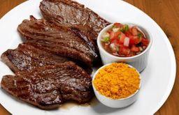 Picanha bovina 500 gramas