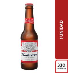 Budweiser Long Neck 330ml