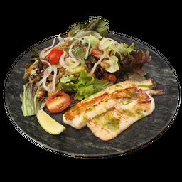 Grelhado Com Salada Oriental