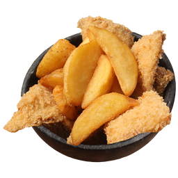 Fish & Chips - 150g