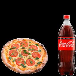 Meu Combo: Pizza Grande + Refrigerante