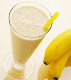 Banana e Leite