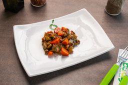 Legumes Assados - Vegano e sem Glúten