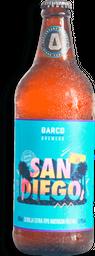 Cerveja Barco Brewers San Diego APA 600 mL