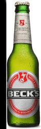 Cerveja Beck's Long Neck 275 mL