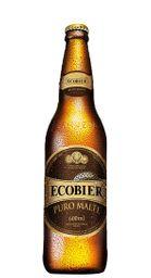 Cerveja Ecobier Puro Malte 600 mL