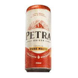 Cerveja Petra Puro Malte Lata 350 mL