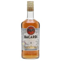 Rum Bacardi 4 Anos 750 mL
