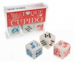Toque do Cupido - Dado Triplo - ER-06