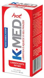 K-Med Hot - Lubrificante que Aquece - 30ml
