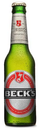 Cerveja Becks Long Neck 275 mL