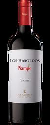 Vinho Los Haroldos Malbec 750 mL