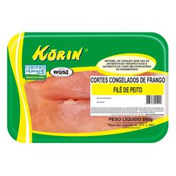 Filé Peito Frango Resfriado Korin 600 g