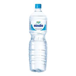 Água Mineral Sem Gás Garrafa Minalba 1,5 L