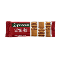 Biscoito Recheado De Goiabinha Piraquê 100 g