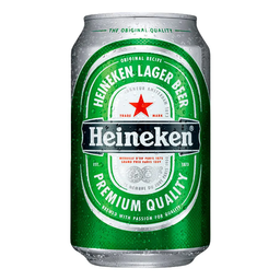 Cerveja Heineken 350 mL