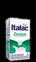 Leite Desnatado Uht Goiasminas Italac 1 L