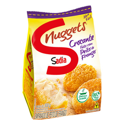 Nuggets Frango Crocante Sadia 300 g
