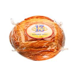 Pão Redondo Pequeno Corta Treze De Maio 400 g