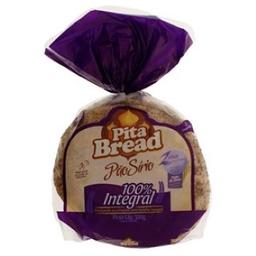 Pão Sirio Integral Pitabred Wickbold 320 g