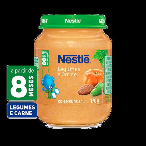 Nestlé Papinha De Legumes E Carne